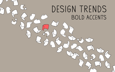 Design Trends: Bold Acccents