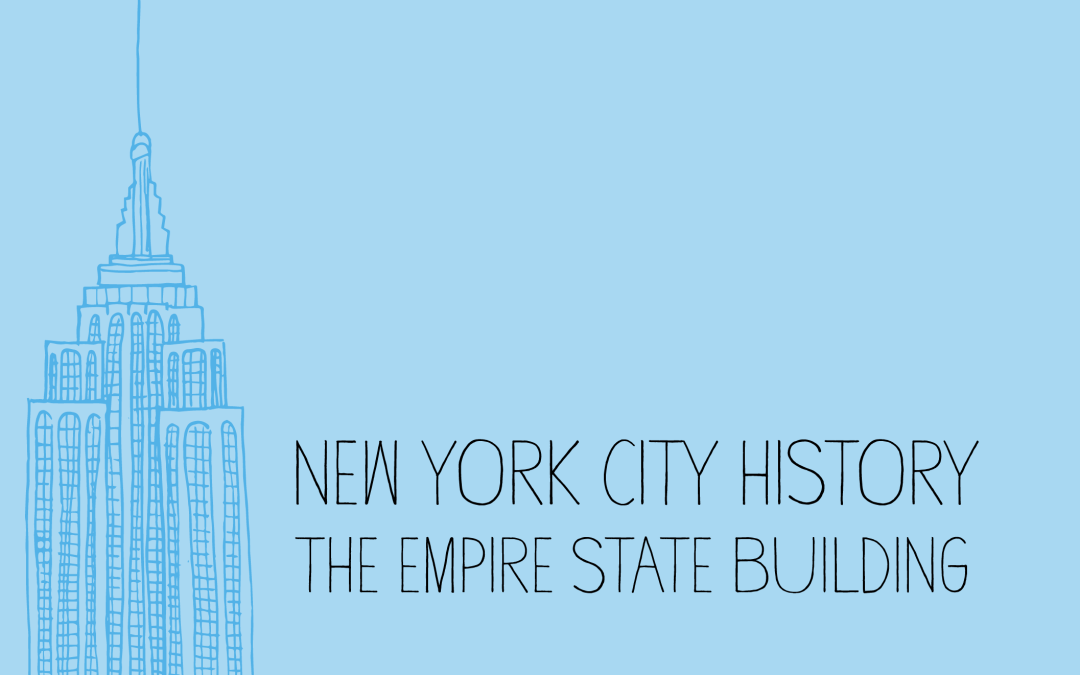 New York City Empire State Building shortly after Completion New 5x7 Photo