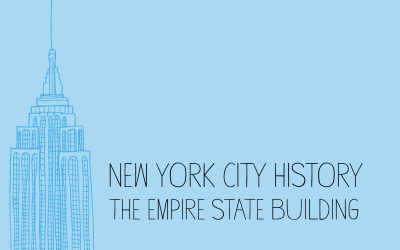 NYC History: Empire State Building