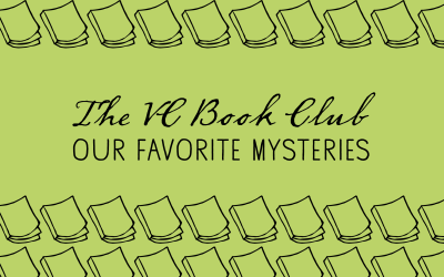 Favorite Mystery Novels